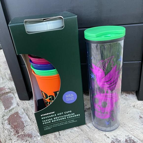 Starbucks Halloween Reusable Cups and Tumbler